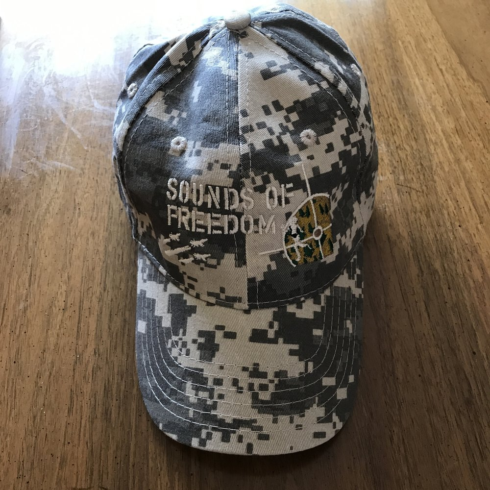 Digital Camo Velcro Adjustable Sounds of Freedom Ball Cap — Sounds of  Freedom 382015894c9
