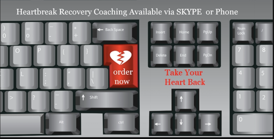 HEARTBREAK RECOVERY COACHING