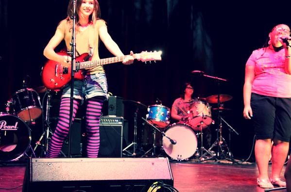 Girls Rock Athens Nurtures Young Musicians