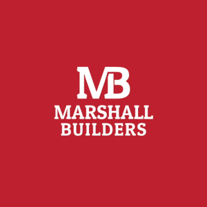 Logo and business cards for marshall builders houghton creative logo for marshall builders in nelson marshallbuilders reheart Images