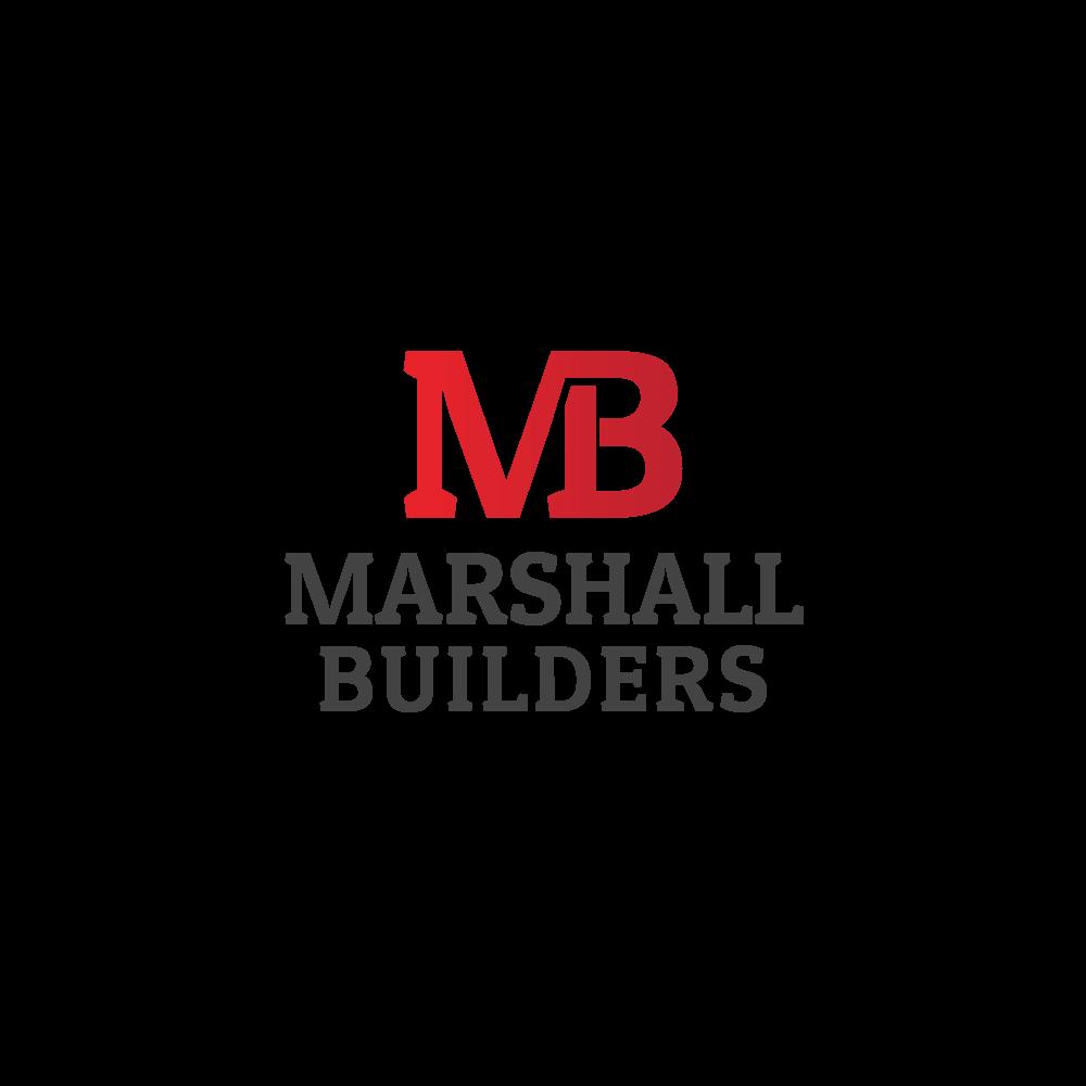 Logo for Marshall Builders in Nelson - www.marshallbuilders.co.nz/