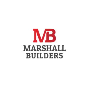 Logo and business cards for marshall builders houghton creative logo for marshall builders in nelson marshallbuilders business cards reheart Images