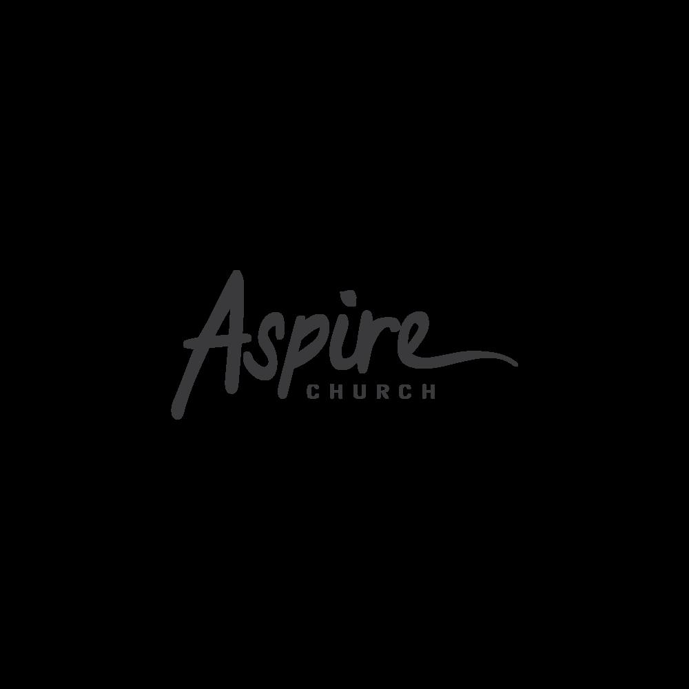 Aspire Church - Logo light