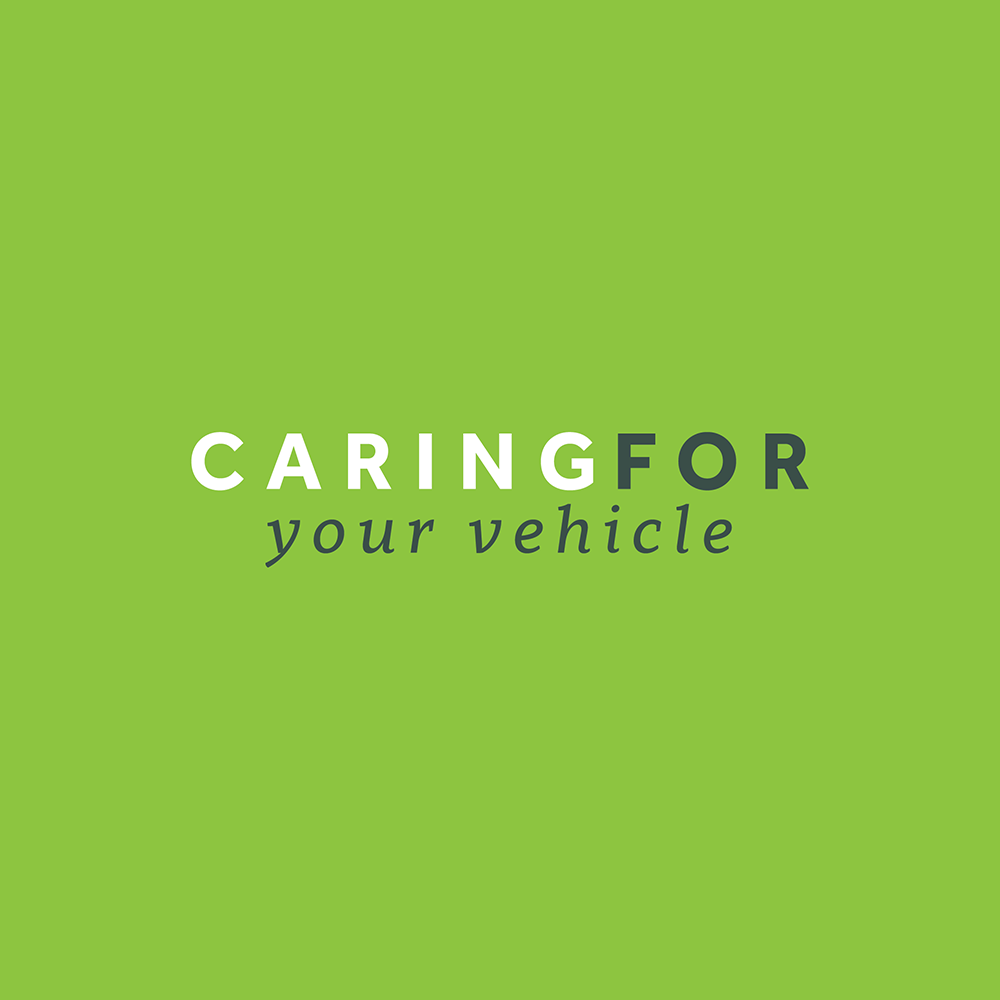 Caring For Your Vehicle - Logo