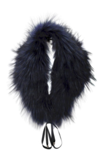 Marmot fur collar, $115.00