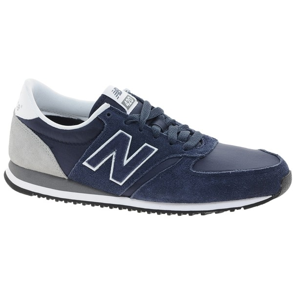navy blue new balance sneakers