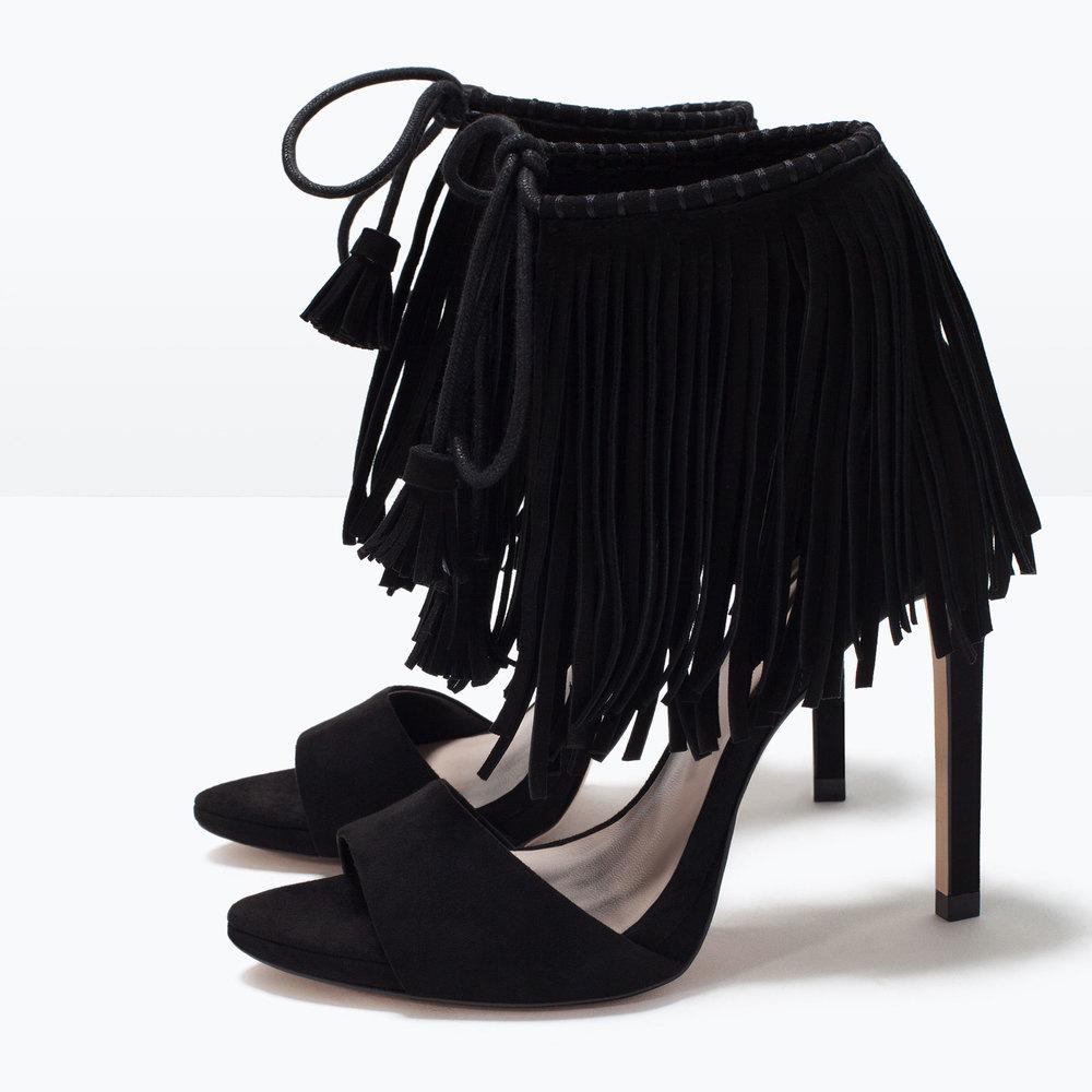 Zara, $100