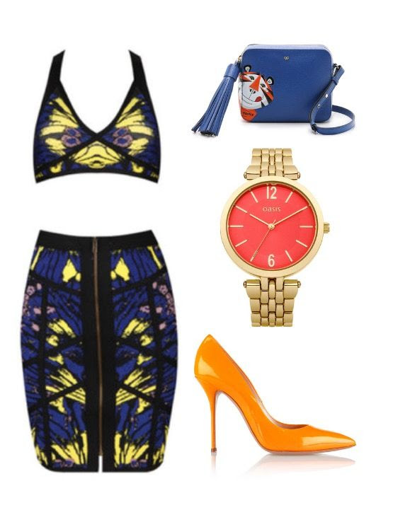 Casadei neon patent-leather pumps,Theoutnet.com Oasis gold orange dial watch,Oasis-stores.com Anya Hindmarch frosties cross body bag,Shopbop.com