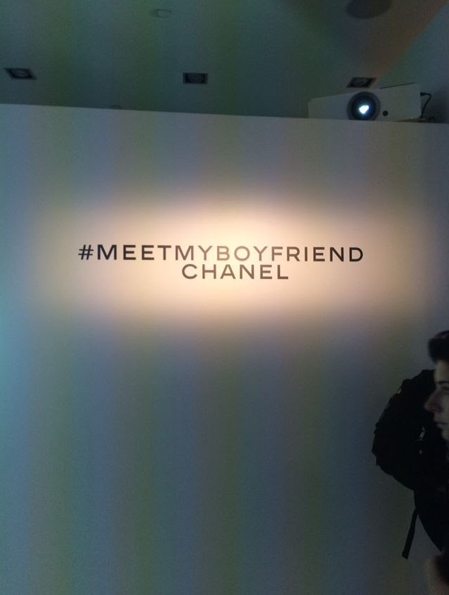 """This weekend, Chanel opened a pop-up store in New York City's Meatpacking District to introduce New Yorkers (and NYFW goers) to its BOY.FRIEND watch collection. Chanel believes in love and wanted to show a kind of metaphor for the """" Boy.friend"""" featuring the virtual diary of a girl and her watch that does the BF job right: It's always on her, goes everywhere with her, and causes no drama. Truly the dream come true:) We were able to make it this Sunday which was the very last day of the exhibit, held at at 446 West 14th Street. The pop-up store was a success everyone there was very friendly and more than happy to inform us, the public all about the boy.friend watch."""