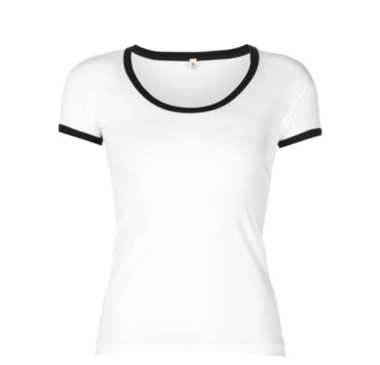 T- shirthttp://www.kirnazabete.com/tops/tees/scoop-baby-tee