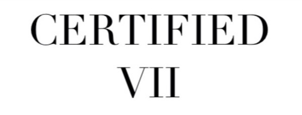 Certified VII