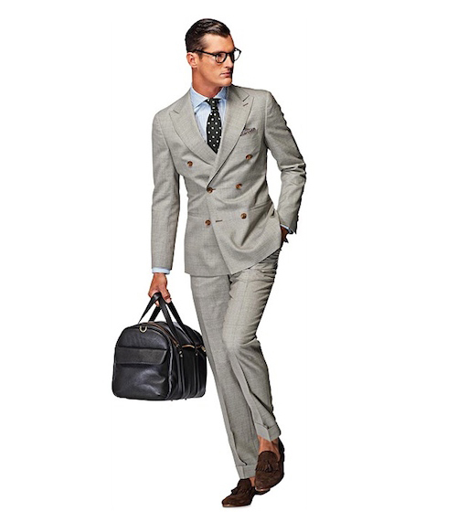 The Best Suit Style for Tall Slim Men | VERITAS Men's Style Blog ...