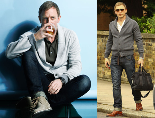 Be Badass in a Cardigan | VERITAS Men's Style Blog | Veritas Image ...
