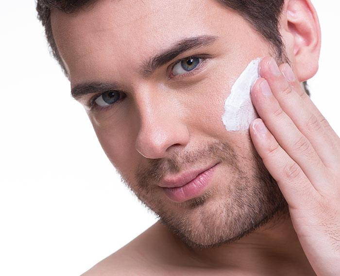 mens face skin care tips