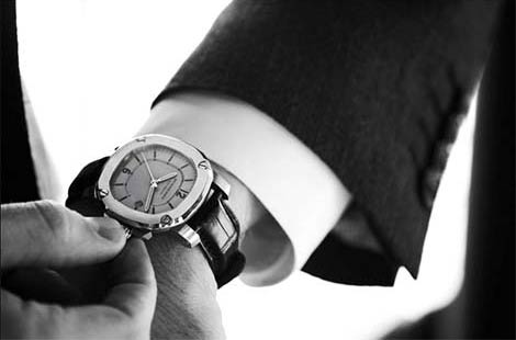 Luxury watch blog