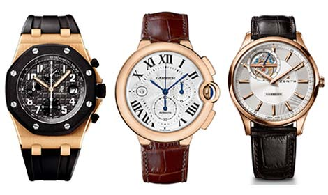 A Beginner's Guide to Buying Luxury Watches