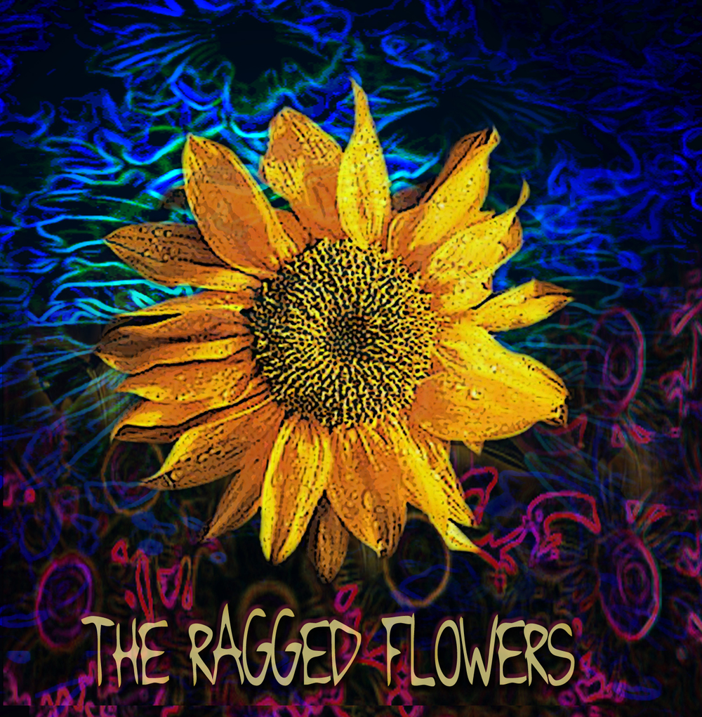 The Ragged Flowers released their debut CD, Love to Burn, in 2000. It's a live-off-the-floor recording co-produced with Toronto's Lurch (aka Chris Rudyk) of Broadcast Lane Studios.