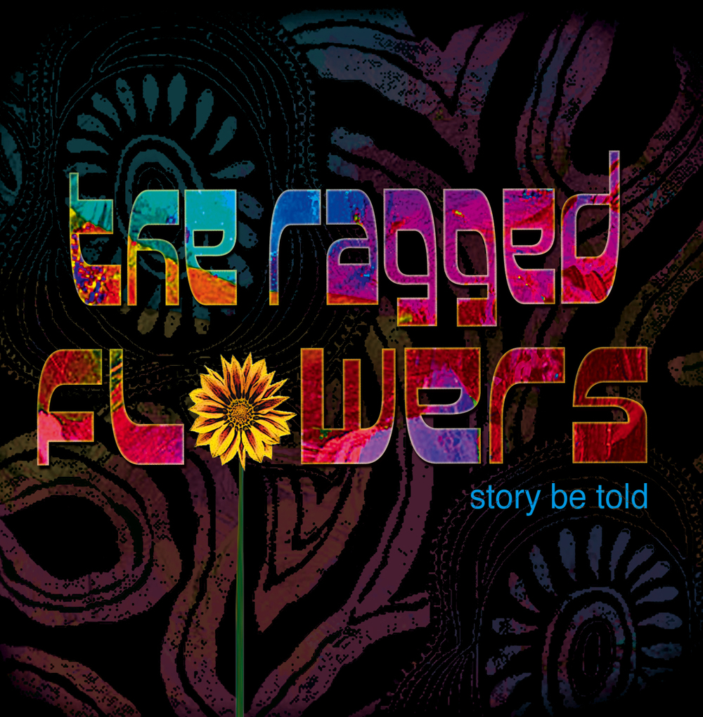 The Ragged Flowers 2004 CD, Story be Told, was co-produced and recorded with Ken Friesen in Almonte. Story be Told leans into a more electric, driving, neo-psychedelic sound.