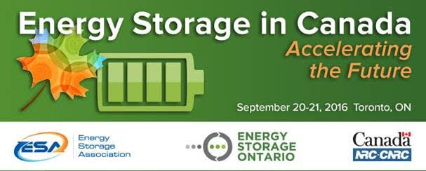 Conference Agenda  Energy Storage Canada Join Today