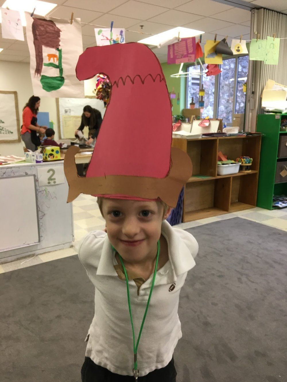 We have had some very hard working elves making choices throughout the 5-day classes.