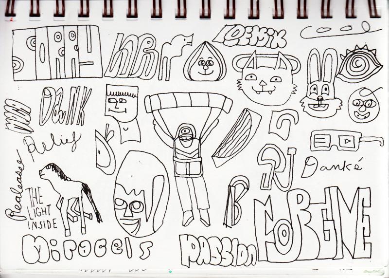 goons draws things