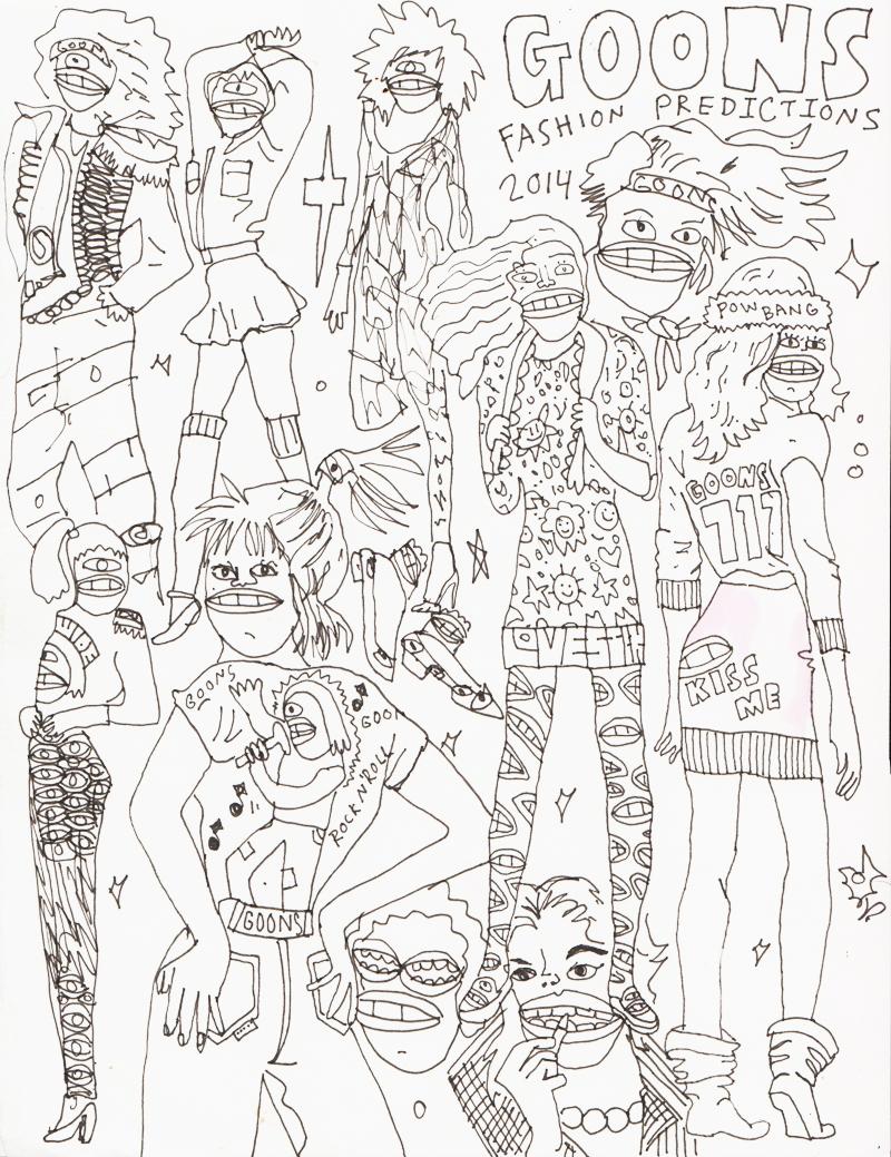 goons 2014 fashion