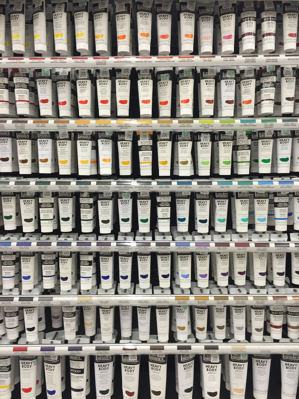 Find me in the paint isle.