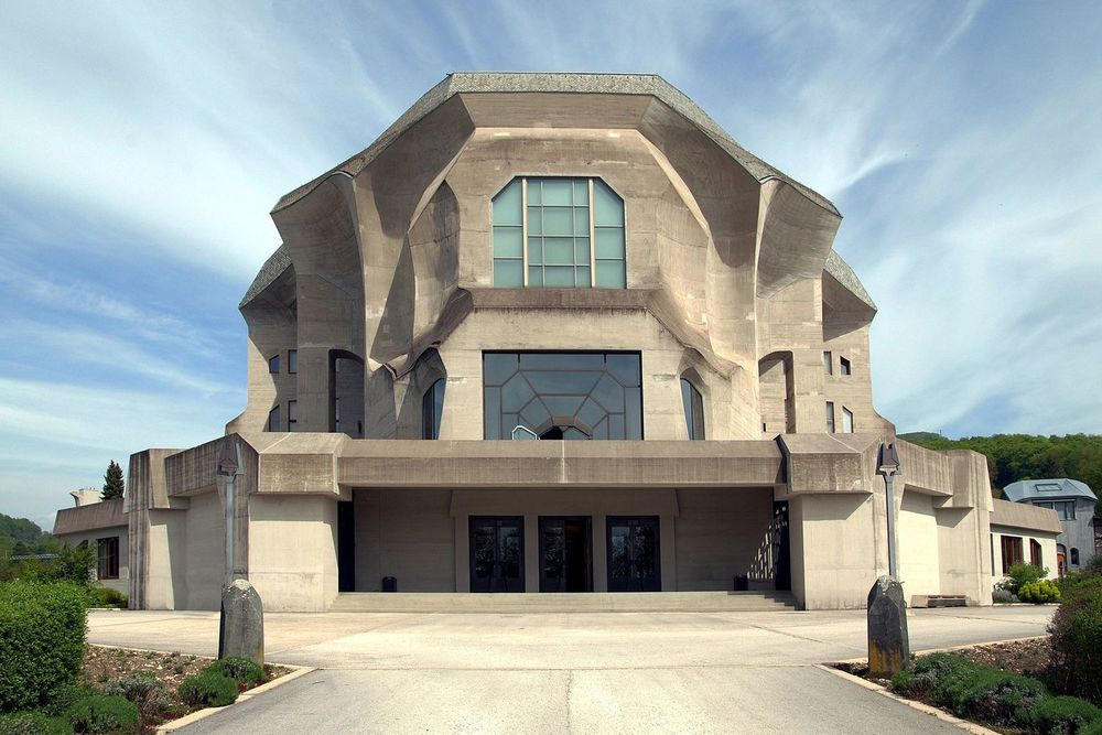 Goetheanum in Switzerland