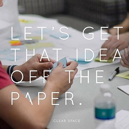 Let's get that #idea off the #paper. https://clearspace.media - - - #websites #graphicdesign #ux #ui #marketing #design #branding #web #smallbuisness #Sacramento #Annapolis #California #Maryland #DC #smallbizsquad handsandhustle #womeninbusiness #creativeminds #savybusinessowner #makeithappen #lovewhatyoudo #makersgonnamake #smallbuisinesslove