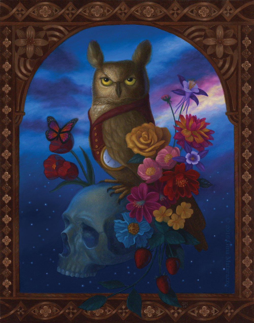 owl_night_flowers_skull_illustration_imaginative_realism_gina_matarazzo.jpg