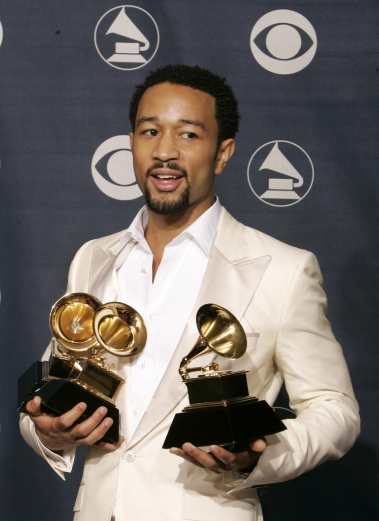 John Legend 2006 Grammys