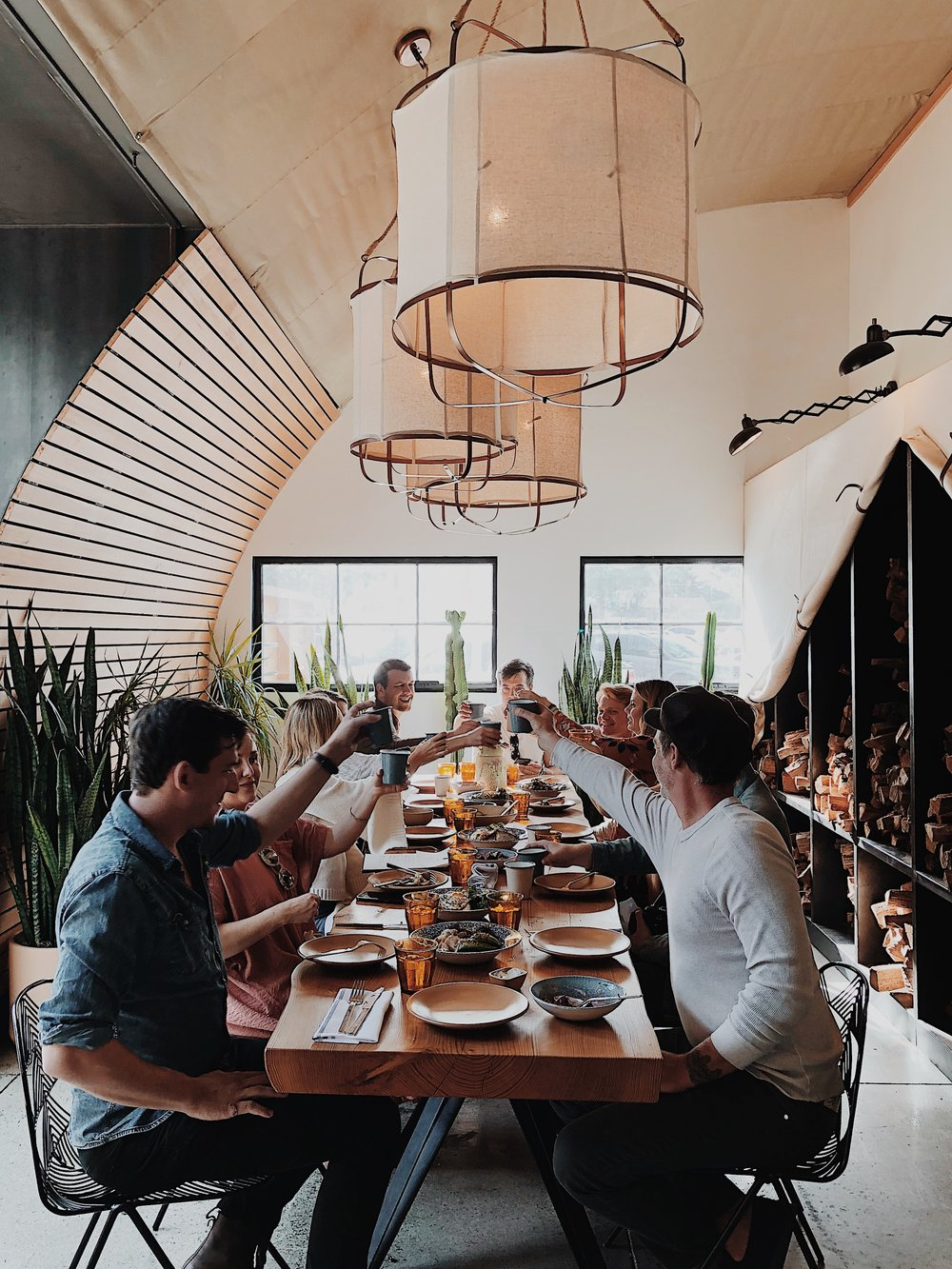 How The Venue Report Team is Gathering for Thanksgiving this Year   — The Venue Report  Editorial & Photography