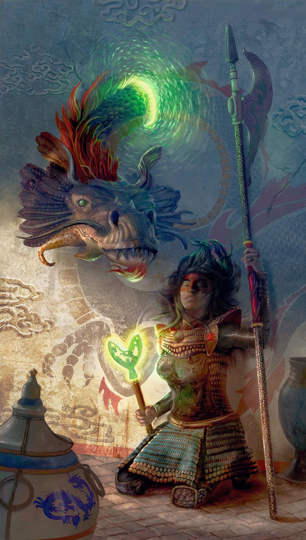 Summoning the Serpent
