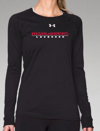 7fe061e2e 1268483-001 UA W Locker LS Tee 1.png. Under Armour Women's Locker Long-Sleeve  Tee ...