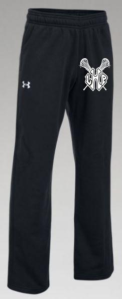 cb2a8280c Under Armour Boys UA Hustle Fleece Pant Active Pants Clothing, Shoes &  Jewelry