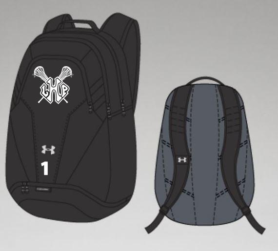 4912b0b7bf41 Under Armour Team Hustle 3.0 Backpack — Deep South Lacrosse