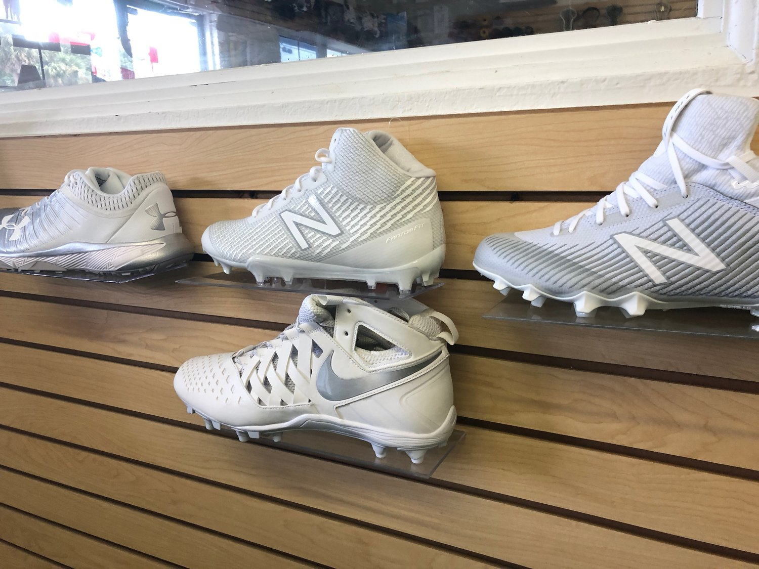 new product 85b6b 85446 Nike Huarache 5 Cleat — Deep South Lacrosse