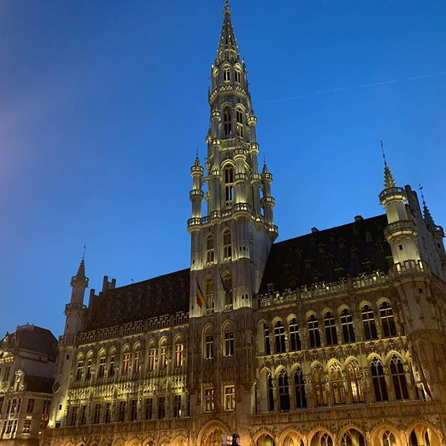 Grand Place #straysolo #findnewcities
