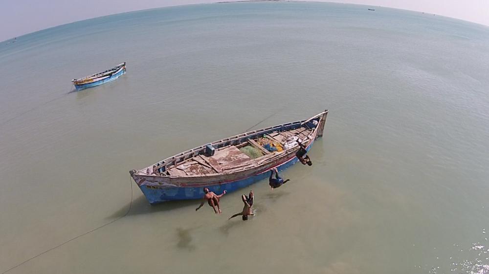 Rameshwaram coastline has some of thebest beaches in India