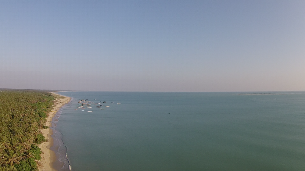 Rameshwaram,tranquil & peaceful with Islands in the Gulf of Mannar