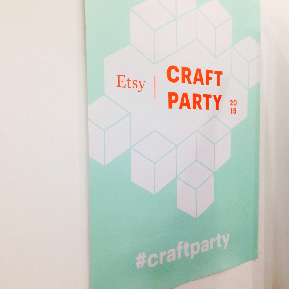 #Craftparty at Shibuya