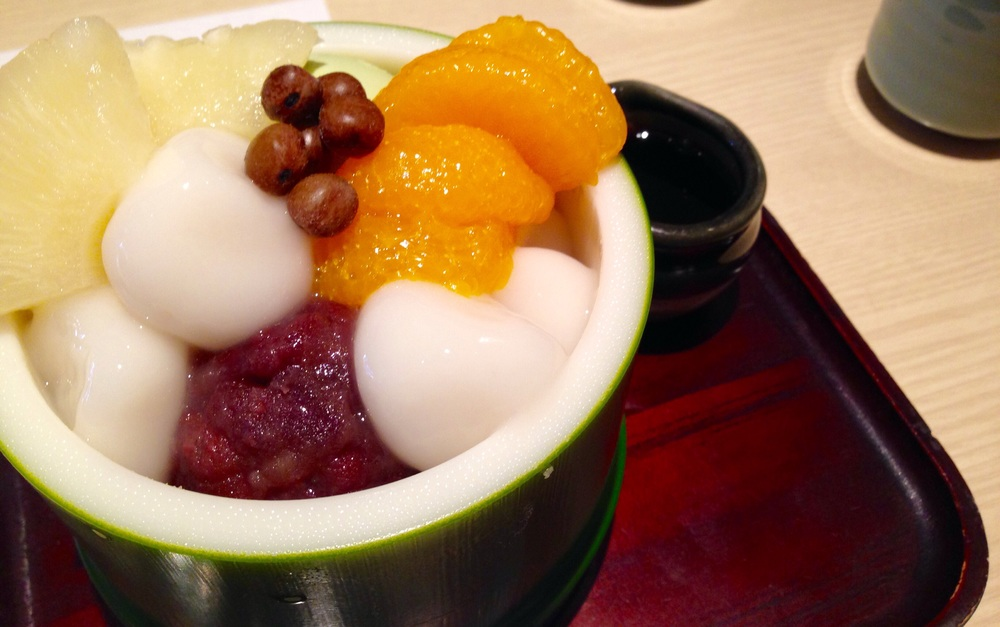 My Favourite Japanese Dessert, Anmitsu!