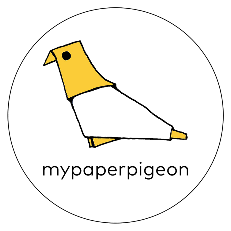MY PAPER PIGEON