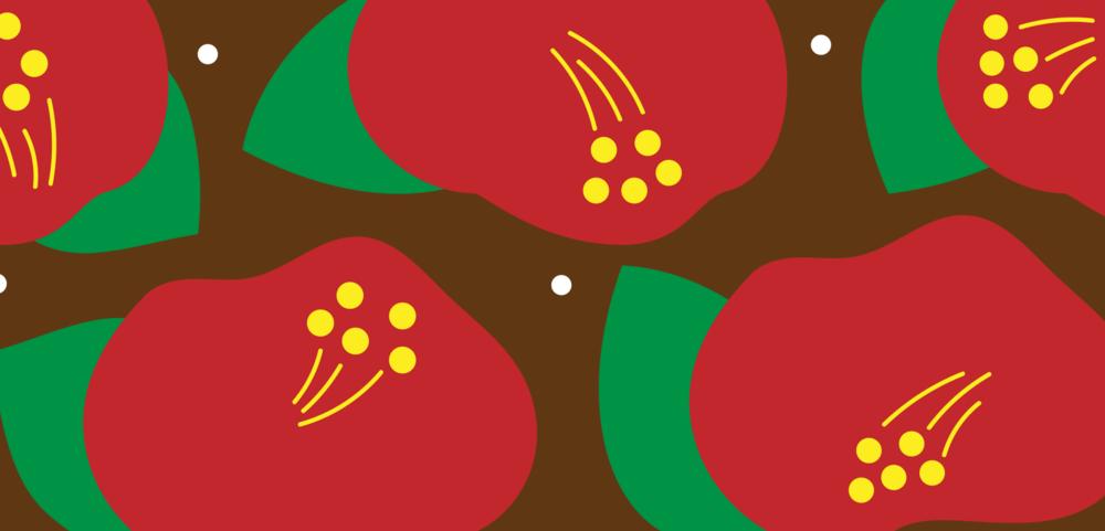 Vector illustration of official pattern