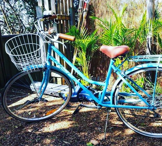 My new ride I found on gumtree, the Aussie version of Craiglist