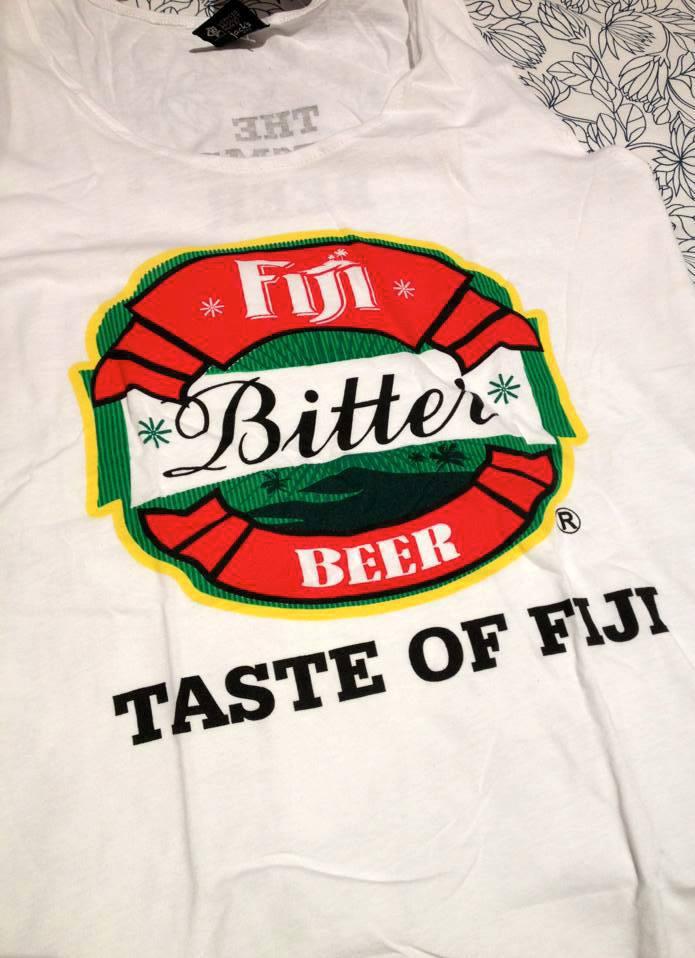 Taste of Fiji... gotta try it.