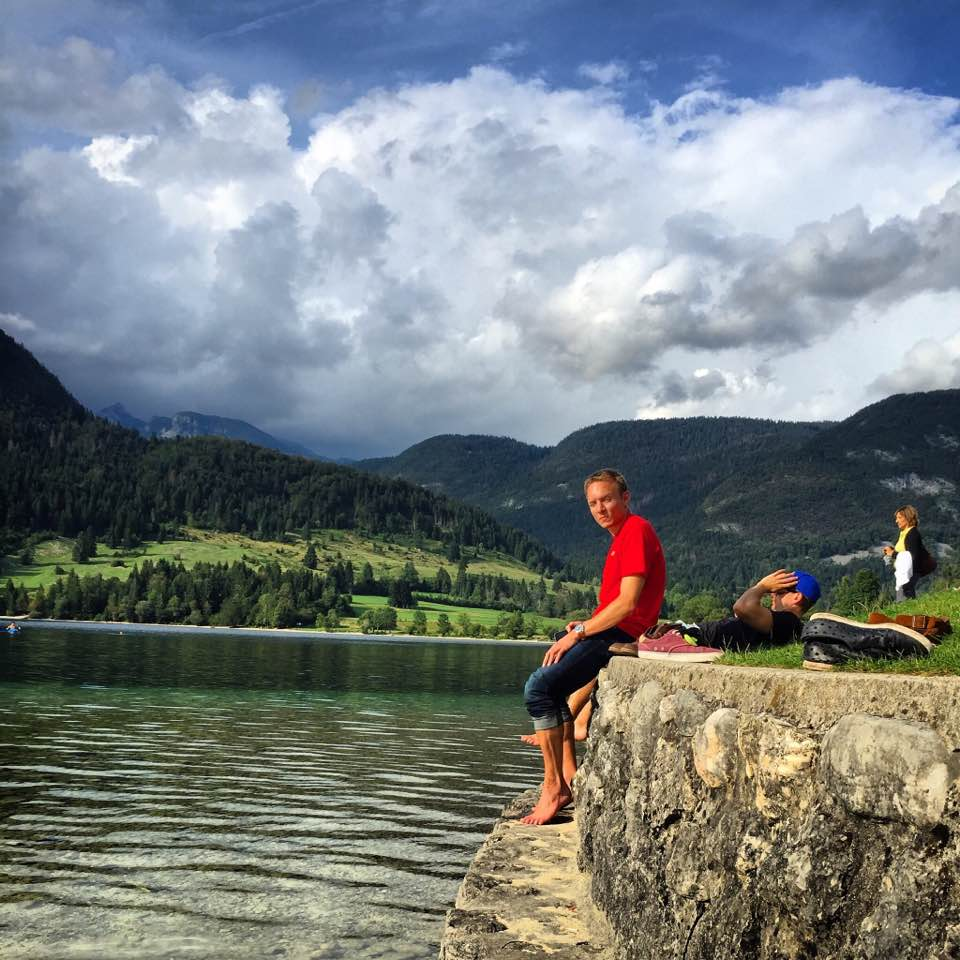 More modelling at Lake Bohinj