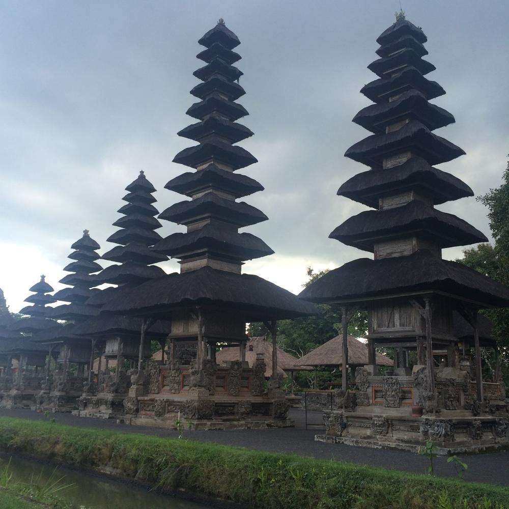 Taman Ayun Temple, Mengwi.