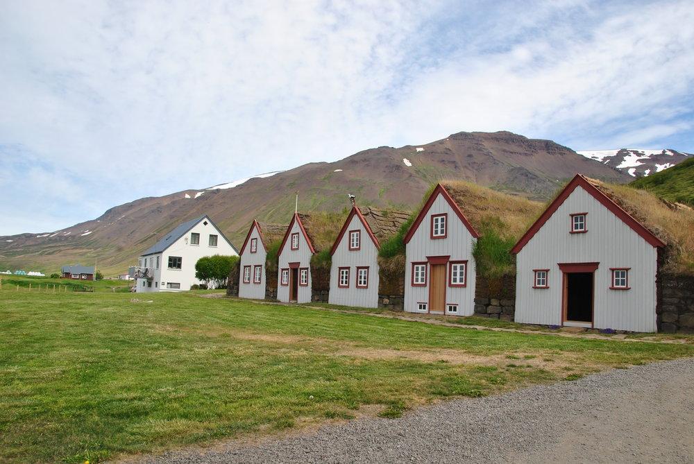 Laufas farm house