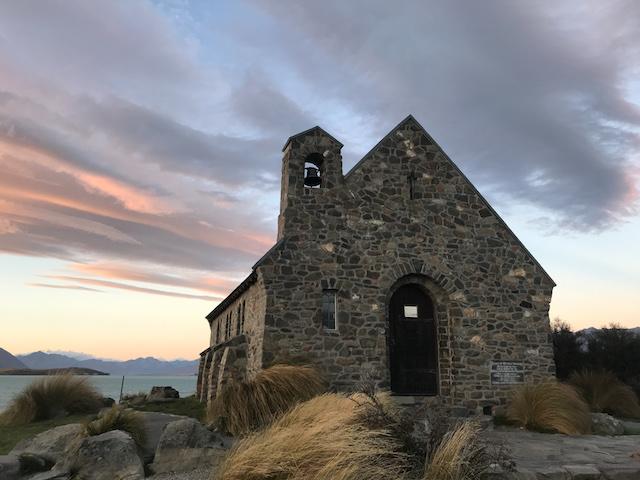 Church of the Good Shepherd in Tekapo
